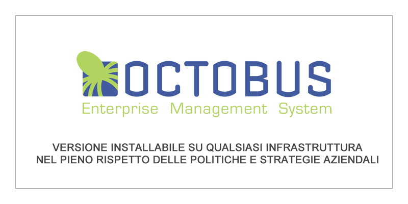 OCTOBUS versione Enterprise